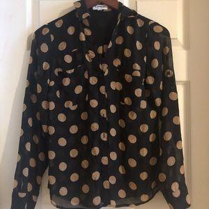 Express Portfino blouse